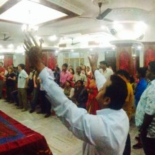 Bible School graduates and network ministers gathered for two full days of impartation and fellowship in Kolkata, the city of joy!